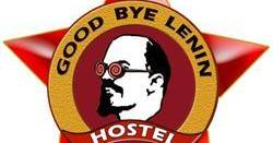 Make cheap reservations at a hotel like Good Bye Lenin