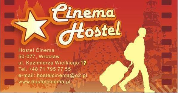 Make cheap reservations at a hotel like Hostel Cinema