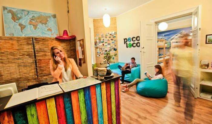 Hotels and hostels in Poznan