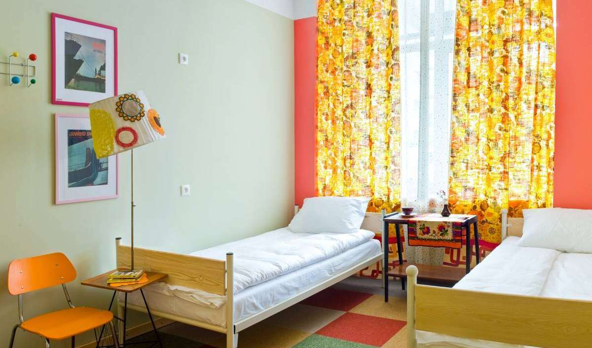 Book hotels and hostels now in Warsaw